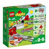 Lego - LEGO Duplo 10882 Train Tracks