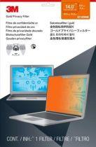 Protezzione Schermo - 3M GF140W9E Filtro schermo Gold per Laptop 14