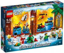 Lego - LEGO City 60201 Advent Calendar 2018
