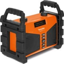 Radio-ricevitore mondiale - Radio Technisat DigitRadio 230 orange