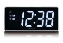 Revenda Relógios/Despertadores - Despertador Lenco CR-30 branco
