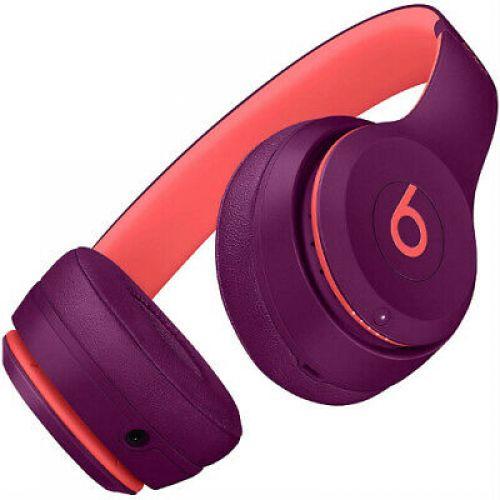 Auscultadores Beats Solo3 Wireless On-Ear Headphones Pop Magenta