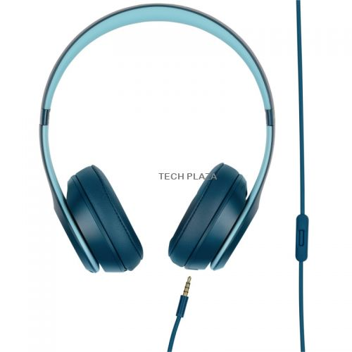 Auscultadores Beats Solo3 Azul Wireless Headphones On-Ear Pop