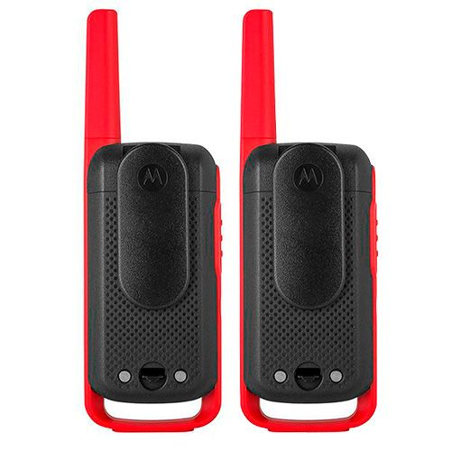 Walkie Talkies Motorola TALKABOUT T62 red