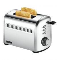 Tostiera - Tostiera Unold 38326 Dual Toaster 2 Slots Retro