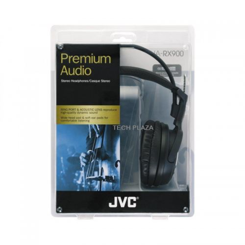 Comprar  - Auscultadores JVC HA-RX 900