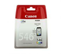 Cartucce stampanti Canon - Canon CL-546 Color Ink Cartridge BL con segurança