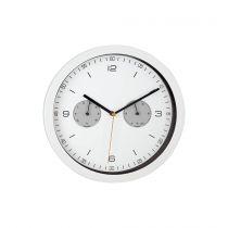 Orologi da muro - Mebus 52826 Bianco Radio controlled Wall Clock