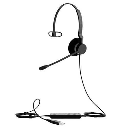 Auriculares - Auricular Jabra GN Netcom 2300 Mono Usb mute