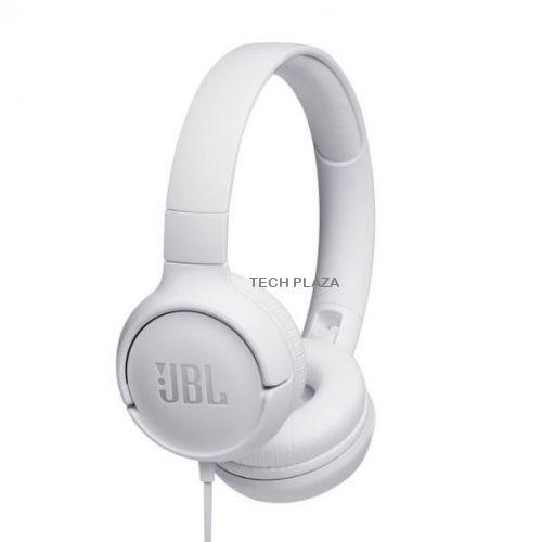 Comprar  - JBL Auscultadores DOBRAVEIS C/ MICRO T500 Branco
