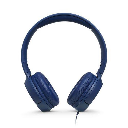 JBL Auscultadores DOBRAVEIS C/ MICRO T500 BLUE