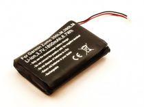 Batterie per GPS - Batteria Garmin Zumo 350LM, Zumo 390LM, 010-01043-01, 020-00
