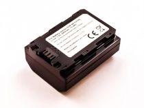 Batterie per Sony - Batteria Sony A7 Mark 3, A7R Mark 3, Alpha a7 III, Alpha a7R