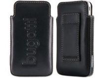 Custodie Samsung - Custodia Pelle bugatti Basic per Samsung S8000