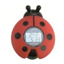 Revenda Termómetros - Termómetro banho bébé Rimax RB321 com alerta temperatura