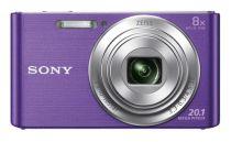 Revenda Camaras Digitais Sony - Câmara digital Sony DSC-W830V purple