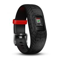 GPS Running / Fitness - Garmin Vivofit jr. 2 Marvel Spider-Man, black