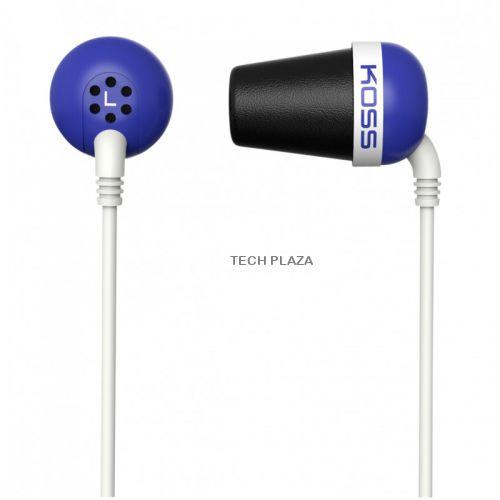 Comprar  - Auscultadores Koss The Plug Colors blue