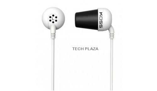 Comprar  - Auscultadores Koss The Plug Colors Branco