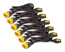 Accessori Rack - APC POWER CORD KIT (6 ea) LOCKING, C13 TO C14