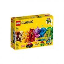 Lego - LEGO Classic 11002 Basic Brick Set | 4+ | Pieces 300