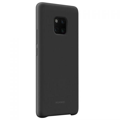 Comprar  - Bolsa Silicone Huawei Mate 20 Pro Black