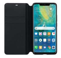 Wallet Cover Huawei Mate 20 Pro Black