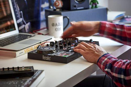 HERCULES MESA MISTURA DJ CONTROL INPULSE 200