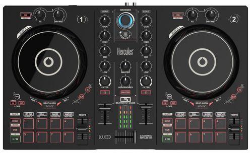 Comprar  - HERCULES MESA MISTURA DJ CONTROL INPULSE 300