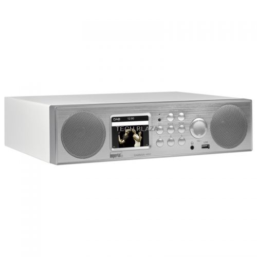 Comprar  - Rádio para Internet Imperial DABMAN i450 Branco-silver