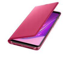 Custodie Samsung - Samsung Wallet Cover EF-WA920 Galaxy A9 (2018) Pink