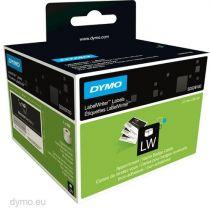 Revenda Acessórios POS - Dymo Appointment / name badge cards S0929100, Fita / Tape   Branco, 51