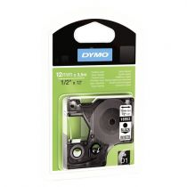 Revenda Acessórios POS - Dymo D1-High-performance nylon labels 16957, Fita / Tape | 12 mm, blac