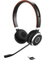 Comprar Auriculares - Auricular Jabra Evolve 65 UC Duo Preto + Charging station