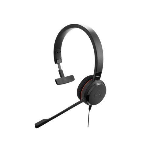 Comprar  - Auricular Jabra EVOLVE 30 II UC Mono black