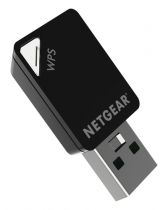 Scheda rete WiFi - WLAN Adattatori Netgear A6100 | WLAN 2,4 Ghz: 150 MBit/s, WL