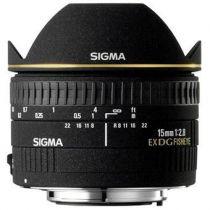 Obiettivi per Nikon - Sigma Obiettivo 15mm f2.8 EX DG FISHEYE-Nikon