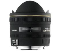 Obiettivi per Sigma - Sigma Obiettivo 10mm f2.8 FISHEYE DC HSM-Sigma