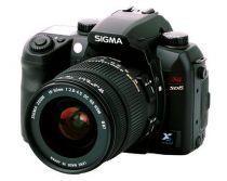 Fotocamere Sigma - Sigma SD15 con Obiettivo 17-70mm f2.8-4 DC OS HSM