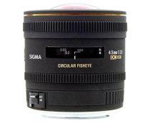 Obiettivi per Sigma - Sigma Obiettivo 4.5mm f2.8 FISHEYE DC HSM-Sigma