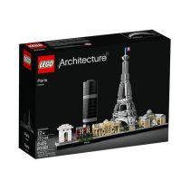 Lego - LEGO Architecture 21044 Paris | 12+  Pieces  649
