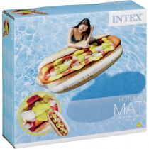 Giocattoli Outdoor - Intex Floater hot dog inflatable | 6+