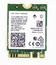Scheda rete WiFi - WLAN Adattatori Intel® Dual Band WLAN-AC 8265 M.2 WLAN 2,4 G