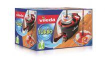 Revenda Acessórios Limpeza - Vileda Turbo Easy Wring + Clean
