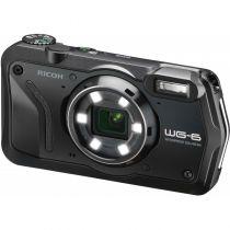 Fotocamere Ricoh - Telecamera digital Ricoh WG-6 black