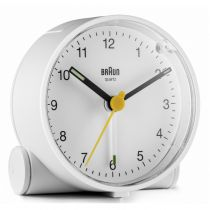 Orologio e Sveglia - Braun BC 01 W  Bianco