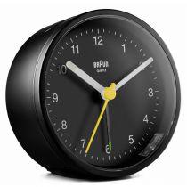 Revenda Relógios Parede - Despertador Braun BC12 B black