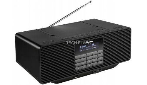 Comprar  - Radio CD Panasonic RX-D70BTEG-K preto