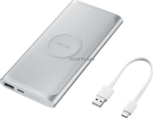 Samsung Wireless Battery Pack Fast Charge 10.000 mAh Silver