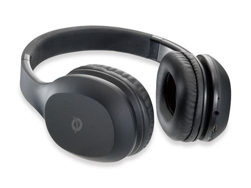 Comprar  - CONCEPTRONIC HEADPHONES PARRIS WIRELESS BLUETOOTH BLACK